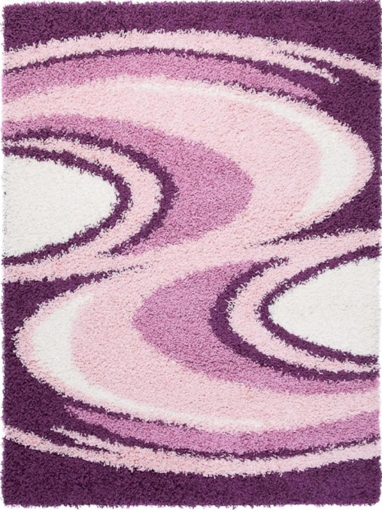 Dywan RIO  1719A DARK PURPLE  dywany promocja