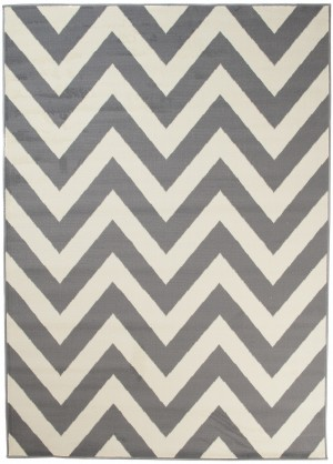 Dywan CRM  E693C GRAY LUXURY PP  dywany promocja
