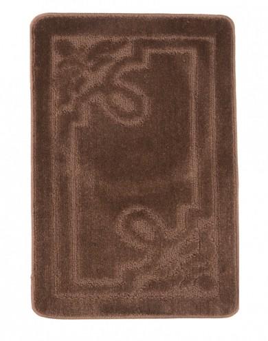 Dywaniki łazienkowe KWIAT)  IXXX BROWN (1422) MONO 1PC (INNY