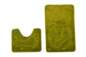 Dywan (STOPA)  1001 GREEN (4604) MONO 2PC