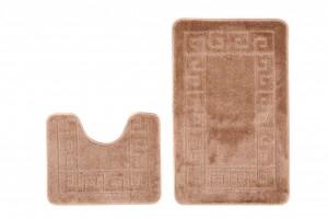 Dywan (GRECKI)  1030 CAMEL (3305) MONO 2PC
