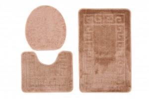 Dywan (GRECKI)  1030 CAMEL (3305) MONO 3PC
