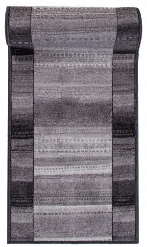 Chodnik nowoczesny 97 PERU () - czarny