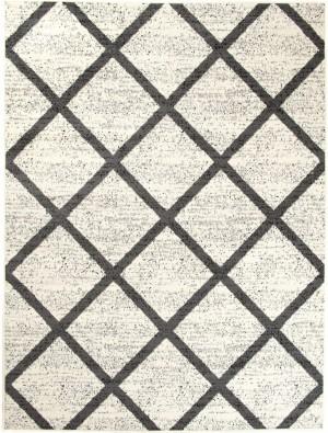 Dywan DUK  L889C WHITE LUXURY PP  dywany promocja