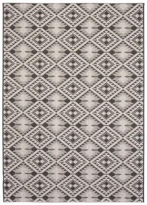Dywan sznurkowy Silver  20589 Black /