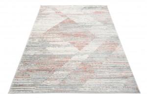 Dywan nowoczesny G501C /SALMON VALLEY biały