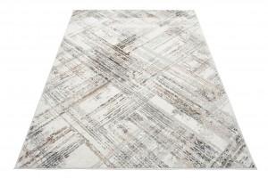 Dywan nowoczesny G505A /D_VIZON VALLEY biały