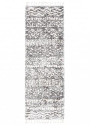 Dywan EJF  FA60A DARK GRAY AZTEC