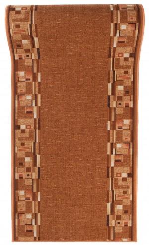 Chodnik podgumowany 33 BOMBAY (DESERT) - brązowy