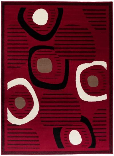 Dywan SCARLET  3903 RED/GREIGE