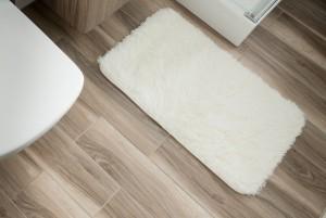Dywan łazienkowy SILK ARTS-61 1PC kremowy