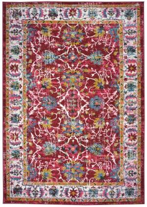 Dywan FUSYA  FLORES N470A  dywany promocja