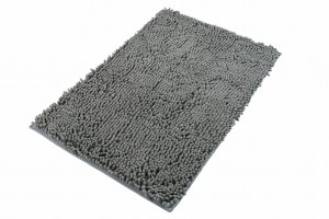 1PC  CHENILLE GREY MSE-37