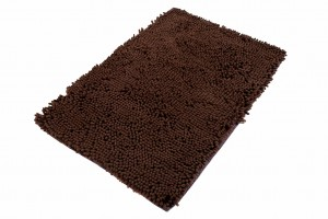 1PC  CHENILLE COFFEE MSE-52