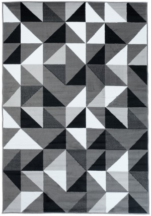 Dywan FIRE  10206 DARK GREY  dywany promocja