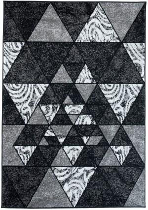 Dywan FIRE  10210 BLACK  dywany promocja