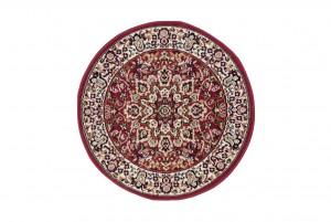 Dywan tradycyjny 3796 SCARLET KOŁO czerwony