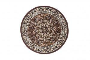Dywan tradycyjny 3796 SCARLET KOŁO brązowy