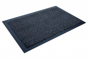 Wycieraczka PVC  HORIZON 4 Antraciet CM - border 3cm