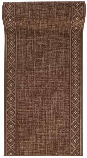 Chodnik podgumowany 40 SARAH (BISTRO) - brązowy