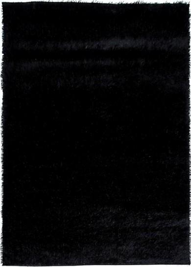 Dywan GENTLE  PLA05 M16 33 BLACK/BLACK