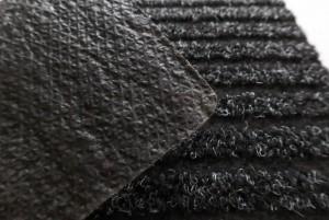 Wycieraczka materiałowa GIN ST-P 2057 PRZED DRZWI DO BIURA NA KORYTARZ SCHODY czarny