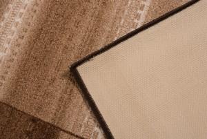 Chodnik nowoczesny 42 PERU (SIENNA) - brązowy