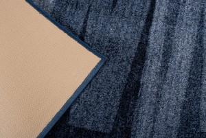 Chodnik nowoczesny 79 VIA VENETO (MIDNIGHT) - niebieski