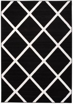 Dywan nowoczesny 15769/10755 LAILA DE LUXE czarny