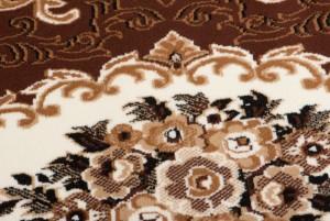 Dywan nowoczesny 15144/10133 LAILA DE LUXE brązowy