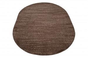Dywan nowoczesny T006A SARI OV 3UX brązowy