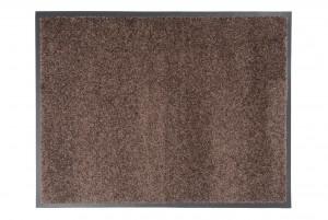 Wycieraczka materiałowa Memphis 398 Bruin CM - border 1,5 cm