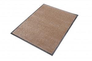 Wycieraczka materiałowa Memphis 93 CM - border 1,5 cm beżowy