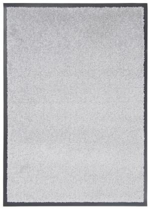 Wycieraczka materiałowa Memphis 372 Lt Grijs CM - border 1,5 cm