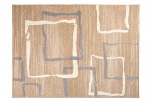 Dywan tradycyjny 3871 BERBER/ SCARLET szary
