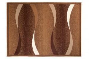 Dywan tradycyjny 3908 CARMEL/ SCARLET brązowy
