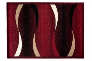 Dywan tradycyjny 3908 /BERBER SCARLET czerwony