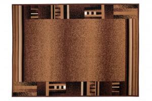 Dywan tradycyjny 3910 /BLACK SCARLET brązowy