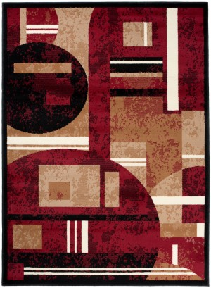 Dywan SCARLET  3905 RED/BERBER