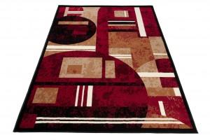 Dywan tradycyjny 3905 /BERBER SCARLET czerwony