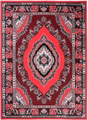 Dywan PP  C509G RED/BLACK BALI