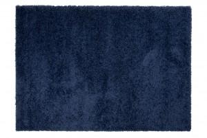 Dywan shaggy ESSENCE P113A MIĘKKI DO SALONU Z DŁUGIM WŁOSIEM niebieski
