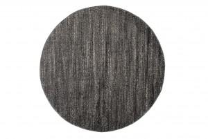 Dywan nowoczesny T006A SARI KOŁO B1X czarny