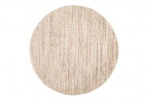 Dywan nowoczesny T006A SARI KOŁO 3UX kremowy