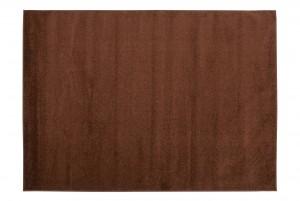 Dywan nowoczesny FLORIDA P113A GŁADKI DO SALONU DO PRZEDPOKOJU brązowy