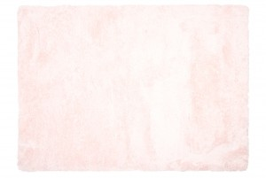 Dywan pluszowy BIRD LIGHT FEATHER różowy