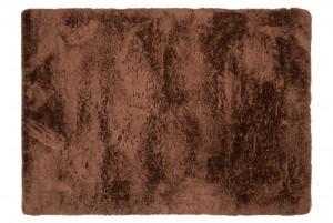 Dywan pluszowy BIRD FEATHER brązowy