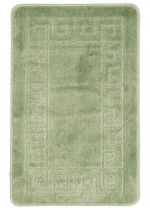 Dywaniki łazienkowe (GRECKI)  1030 GREEN (4605) MONO 1PC