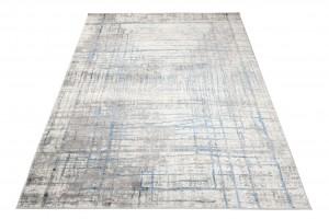 Dywan nowoczesny D710B BLUE VALLEY biały