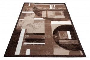 Dywan nowoczesny 70876/10854 SCARLET DELUXE jasno-brązowy